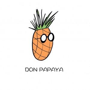 Deltantera: Don Patricio - Don Papaya