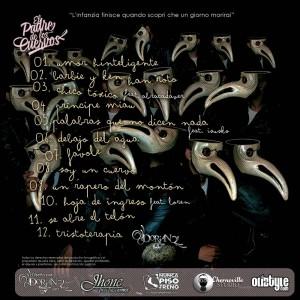 Trasera: Dorian Gray - El padre de los cuervos