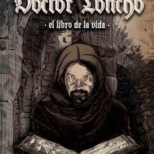 Deltantera: Dr. Loncho - El libro de la vida