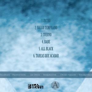Trasera: Drako Amgod - Amadeo