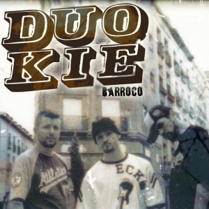 Deltantera: Duo Kie - Barroco