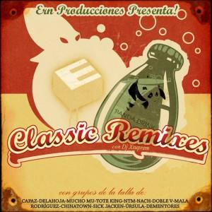 Deltantera: ERN - Classic remixes