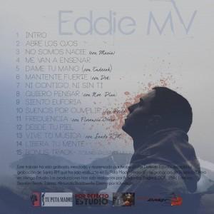 Trasera: Eddie MV - No somos nadie