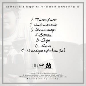 Trasera: Edeh - Interludio EP