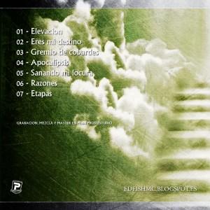 Trasera: Edfish - Elevación