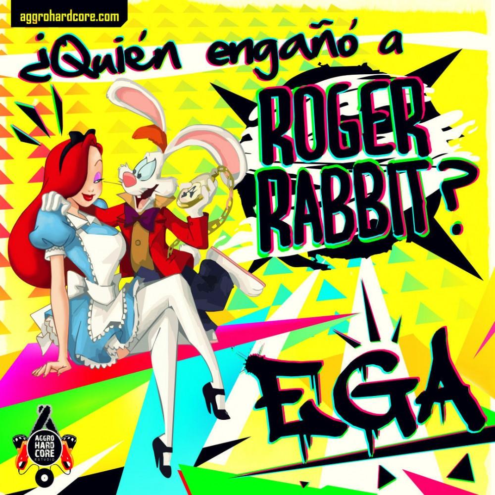 Lujo Que Enmarca Subtítulos Roger Rabbit Ilustración - Ideas ...