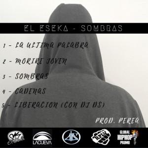 Trasera: El Eseka - Sombras