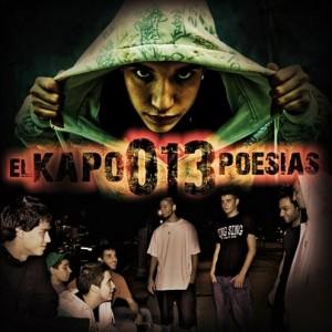 Deltantera: El Kapo - 013 poesias