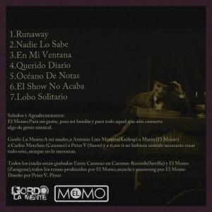 Trasera: El Momo y Gordo la Mente - El show debe continuar