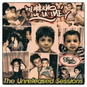 Deltantera: El Moreno de la Iné - The unreleased sessions