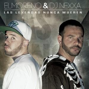 Deltantera: El Moreno de la Iné y Dj Nexxa - Las leyendas nunca mueren