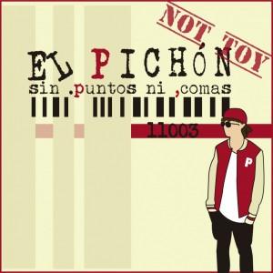 Deltantera: El Pichon - Sin puntos ni comas