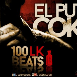 Deltantera: El Puto Coke - 100 LK Beats (Instrumentales)