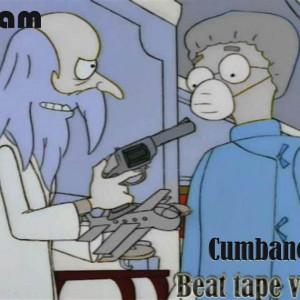 Deltantera: El Ram - Beat tape Vol 3 - Soul Cumbancha (Instrumentales)