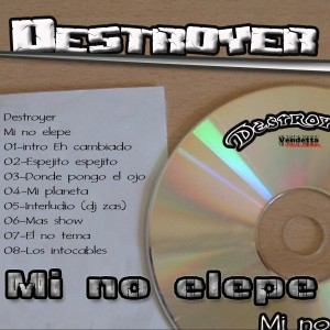 Deltantera: El destroyer - Mi no elepe
