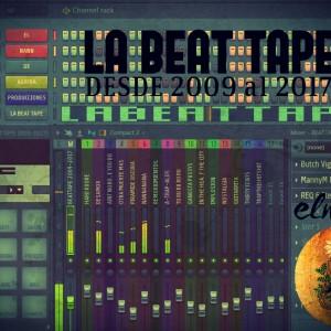 Deltantera: El nann - La beat tape - Desde 2009 al 2017 (Instrumentales)