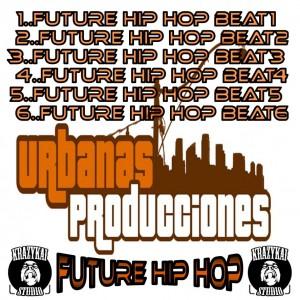 Trasera: El sera urbanas producciones - Instrumentales Vol. 4 Future Hip Hop