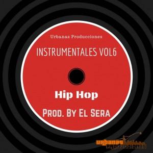 Deltantera: El sera urbanas producciones - Instrumentales Vol. 6 Hip Hop