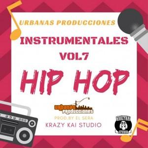 Deltantera: El sera urbanas producciones - Instrumentales Vol. 7 Hip Hop