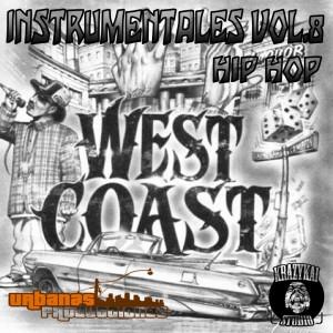 Deltantera: El sera urbanas producciones - Instrumentales Vol. 8 Hip Hop