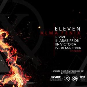 Trasera: Eleven - Alma fénix