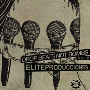 Deltantera: Elite Producciones - Beats not bombs Vol. 2 (Instrumentales)
