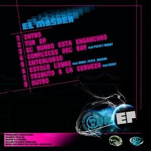 Trasera: Elmaskeh - Tur EP