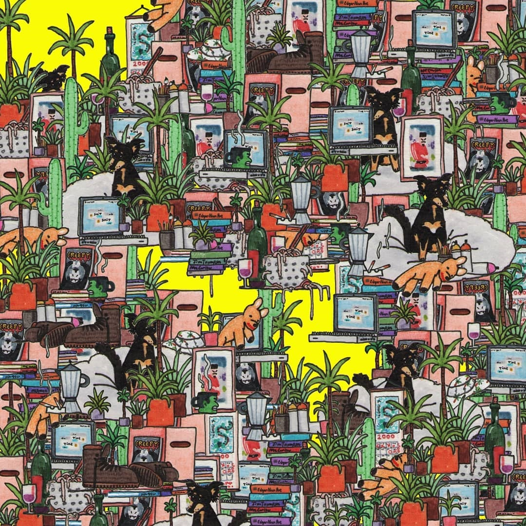 Elphomega - The freelance (Ficha con tracklist)