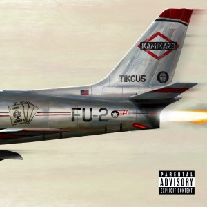 Deltantera: Eminem - Kamikaze