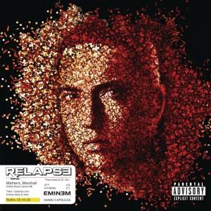 Deltantera: Eminem - Relapse