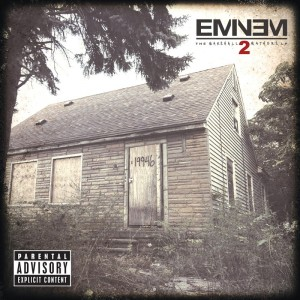 Deltantera: Eminem - The Marshall Mathers LP 2