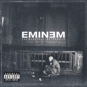 Deltantera: Eminem - The Marshall Mathers LP