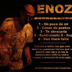 Trasera: Enoz - Sin titulo