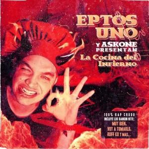Deltantera: Eptos Uno - La cocina del infierno