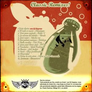 Trasera: Ern - Classic remixes