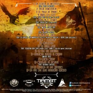 Trasera: Exopoetics - Sumeria