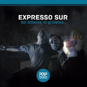 Deltantera: Expresso sur - Sin billetes, ni grilletes...