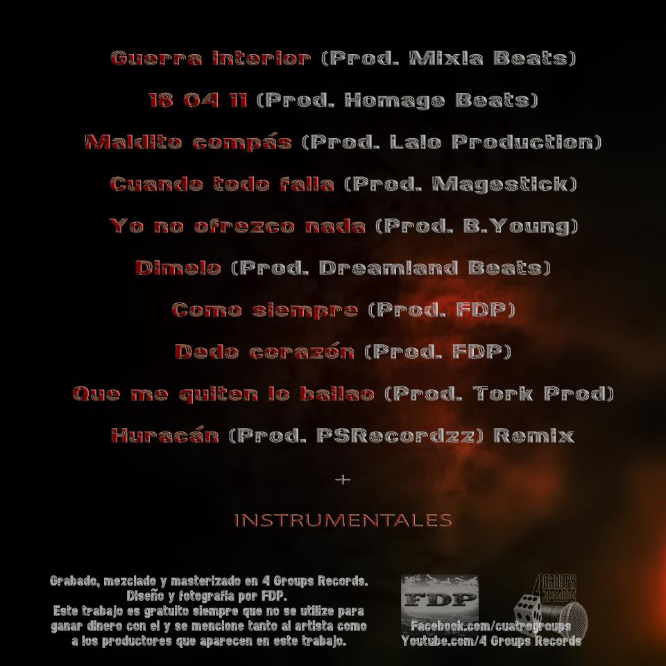FDP - Abstracto Pt 2 » Álbum Hip Hop Groups