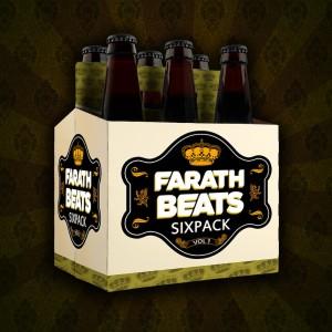 Deltantera: Farath beats - Six pack Vol. 1 (Instrumentales)