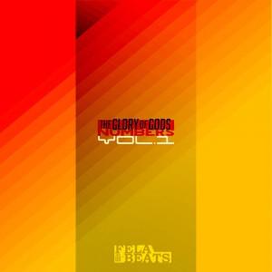 Deltantera: Felabeats - Glory of gods Vol. 1 (Instrumentales)