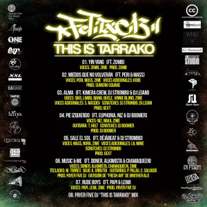 Trasera: Fetitxe 13 - This is Tarrako