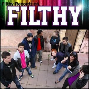 Deltantera: Filthy Recordz - Filthy