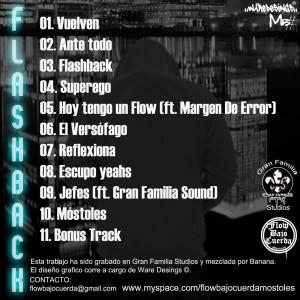 Trasera: Flow bajo cuerda - Flashback