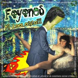 Deltantera: Foyone - Mi zoológico