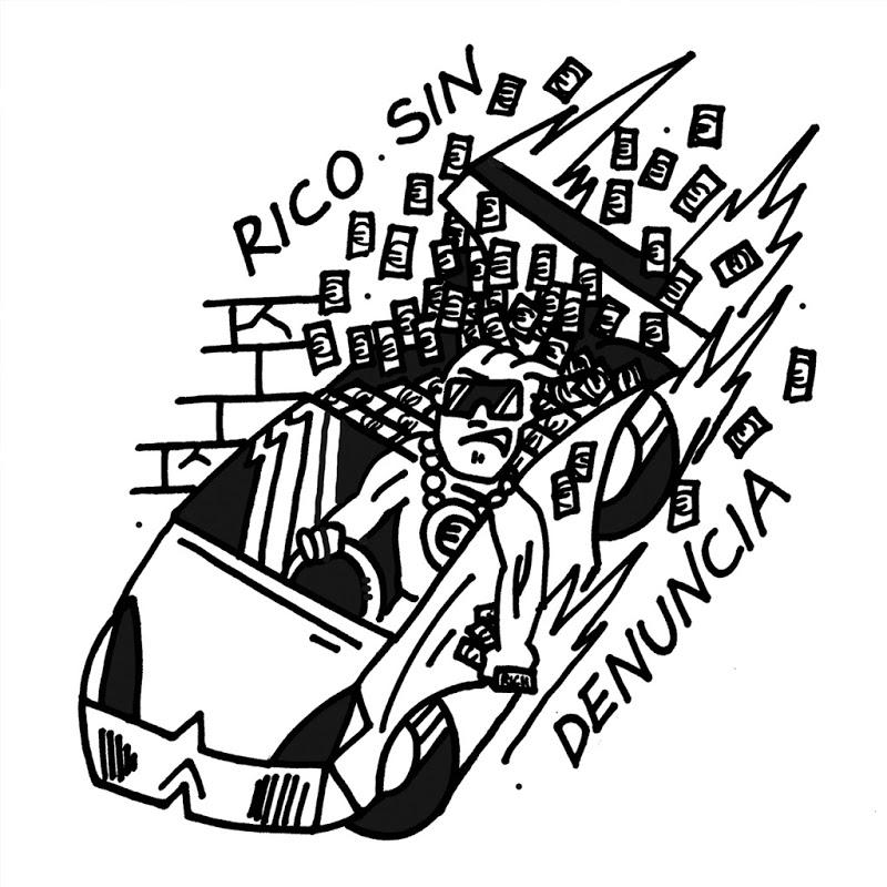 Foyone - Rico sin denuncia (Ficha del disco)