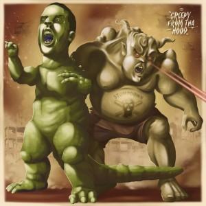 Deltantera: Foyone y Merkules - Creepy from tha hood