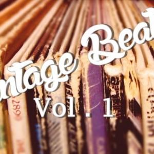 Deltantera: Francobranca - Vintage beats (Instrumentales)