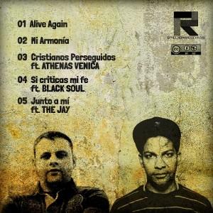 Trasera: Fresh Sánchez y Stelion - Alive again