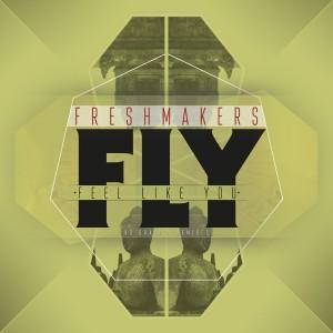 Deltantera: Freshmakers - Feel like you - No gravity remixes