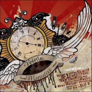Deltantera: Fuck Tha Posse - Veinte minutos mixtape Vol. 1